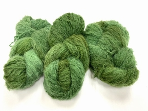 Erotique Royale Suri  color  forest green  100gr  200mt