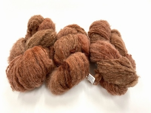 Erotique Royale Suri  color  soft kenya red brun  100gr  200mt