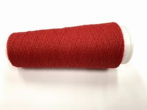 merinoX Fine thread for E-TEXTILES and fun textile RED  +22gr  500mt