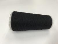 EasyFelt wool  500meter = +40gram  dark super black 500 meter/cone