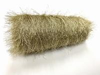 Hautecouture soft metaloïde Feathers col gold +100meter