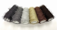 Hautecouture soft metaloïde Feathers all 6 colors 6 cones