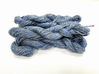 wet spun old tradition knitting special color untramarin 100gr  120met