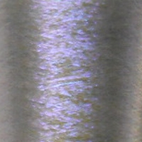 Irisrende Nacré Transparante bianco Pearl  Purple 250 meter/cone