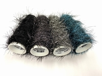 Hautecouture soft metaloïde OstrichFeathers 4colors 4 cones