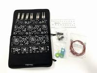 chiagoo breinaalden set in metaal big complete set Large 1 set/pack