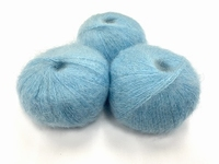 dirty children mohair super soft  color lake tahou +-35gram = 315m
