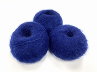 dirty children mohair super soft  color ultramarine +-35gram = 315m
