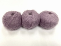 dirty children mohair super soft  color soft mauve +-35gram = 315m