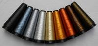 gemetaliseerde polyvinilfilm alle 9 kleuren 9 cones