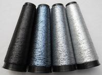 gemetaliseerde polyvinilfilm zilvergrijzenzwart 4 4 cones