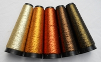 metalised polyvinylfilm goldbronsbrowns 5 5 cones